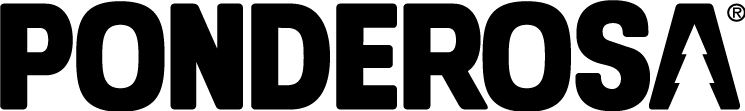 free vector Ponderosa logo