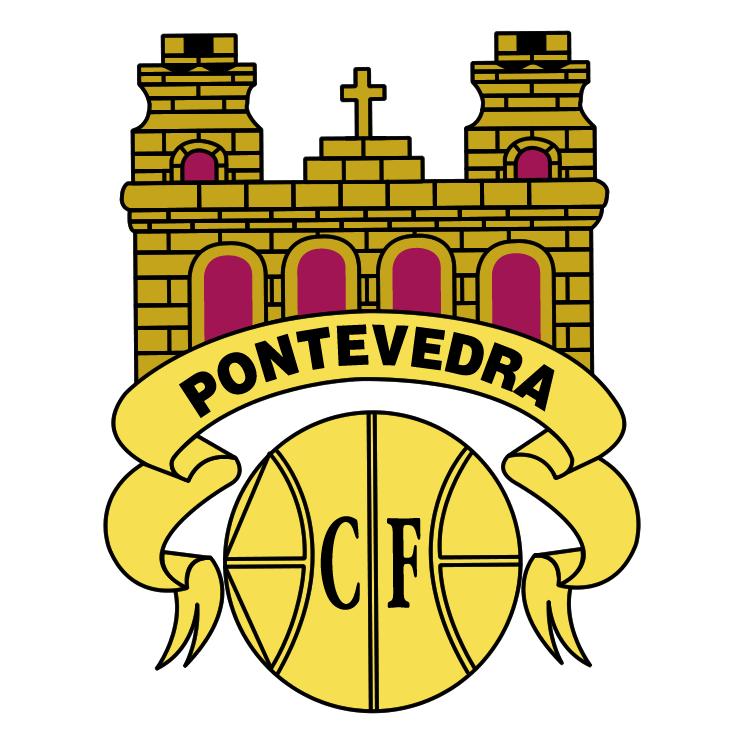 free vector Pontevedra cf