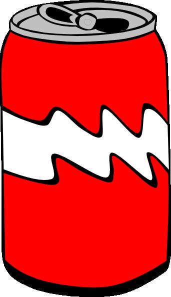 free vector Pop Can clip art
