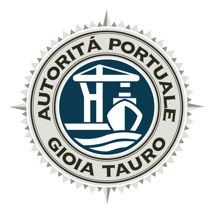 free vector Port authority of gioia tauro