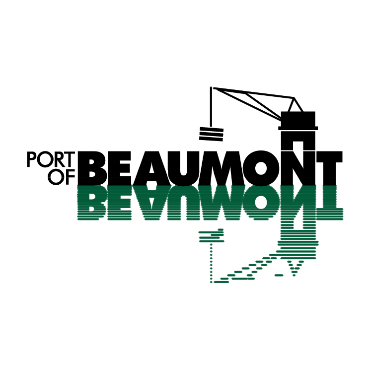 free vector Port of beaumont