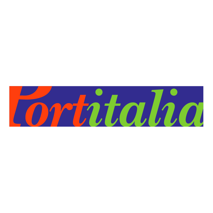 free vector Portitalia