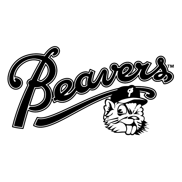free vector Portland beavers 2