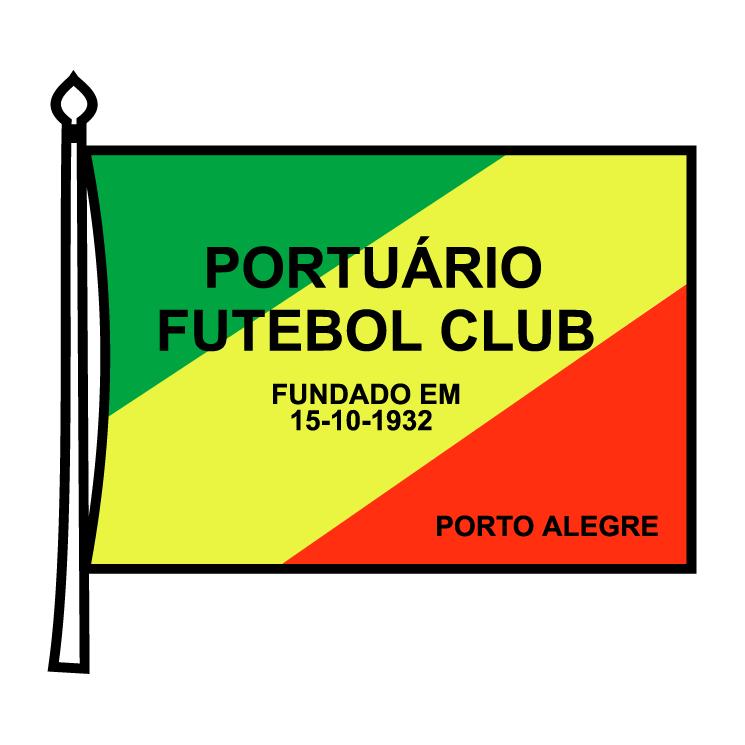 free vector Portuario futebol clube de porto alegre rs