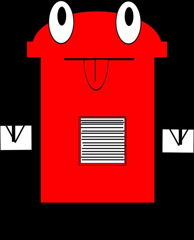 free vector Post box
