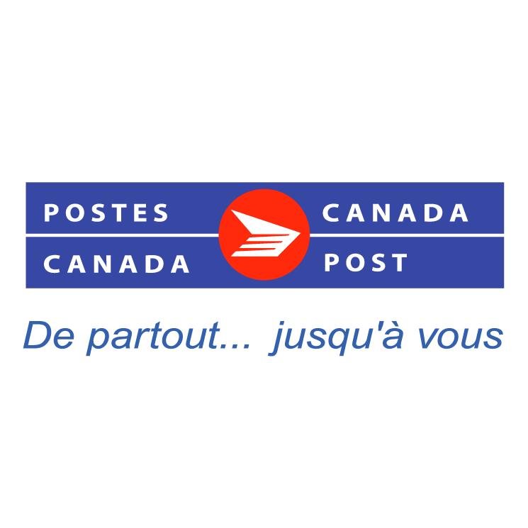 free vector Postes canada 0