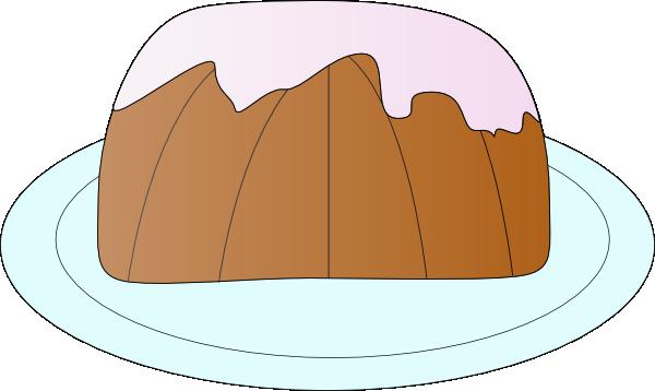 free vector Pound Cake clip art