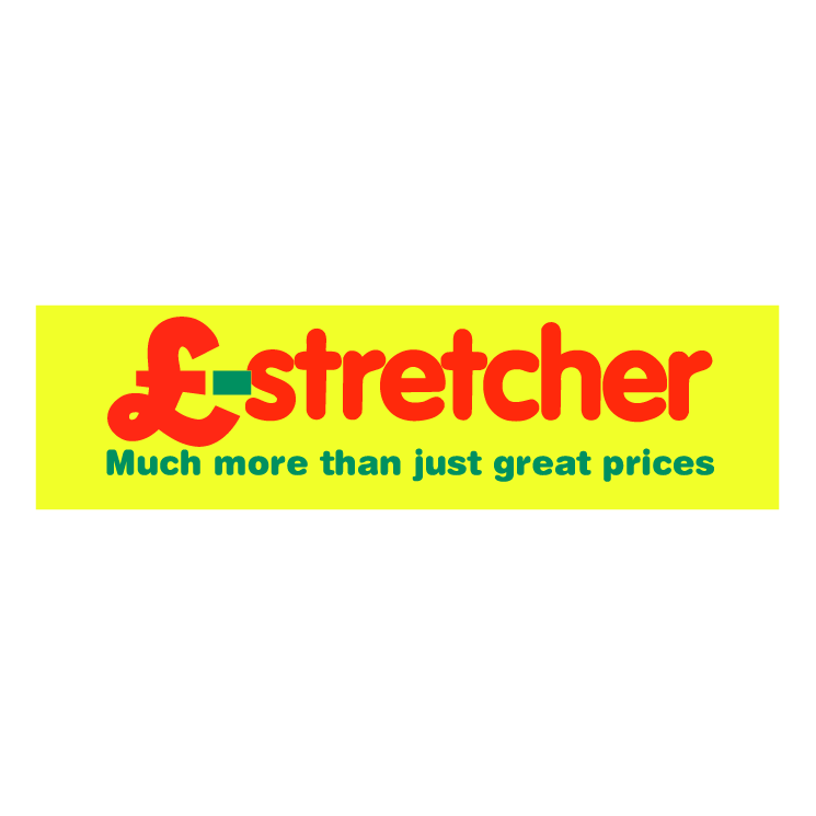 free vector Poundstretcher