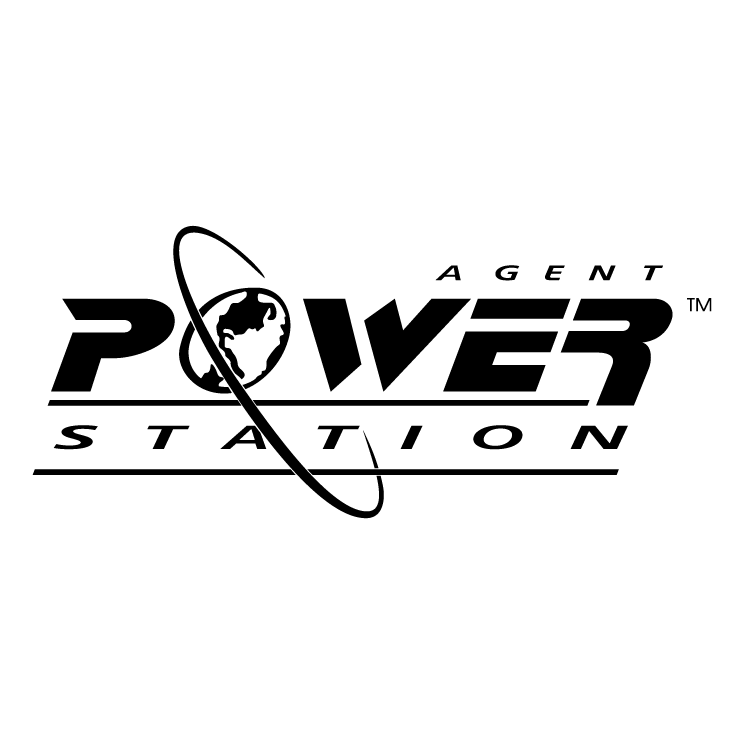 free vector Power station