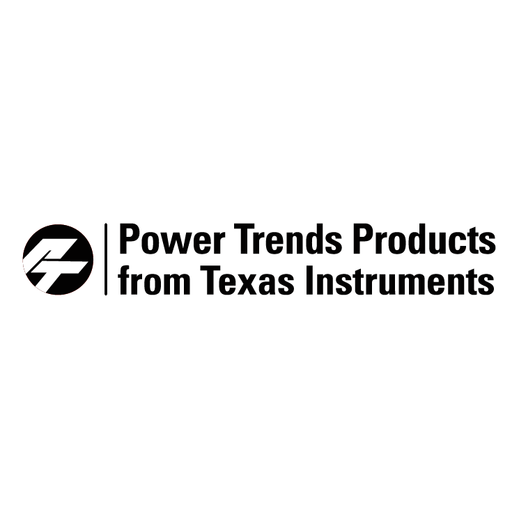 free vector Power trends products