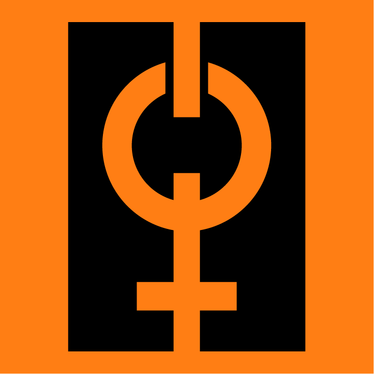 free vector Power woman