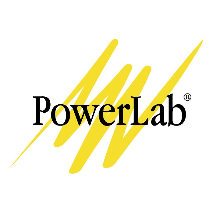 free vector Powerlab