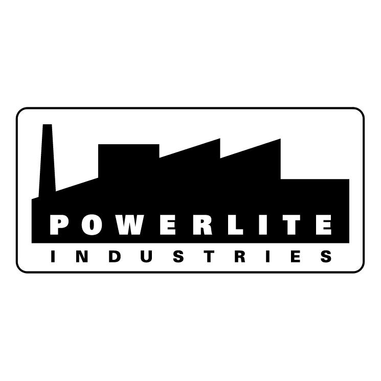 free vector Powerlite industries