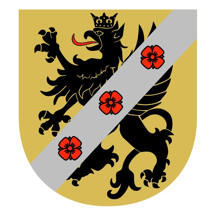 free vector Powiatu