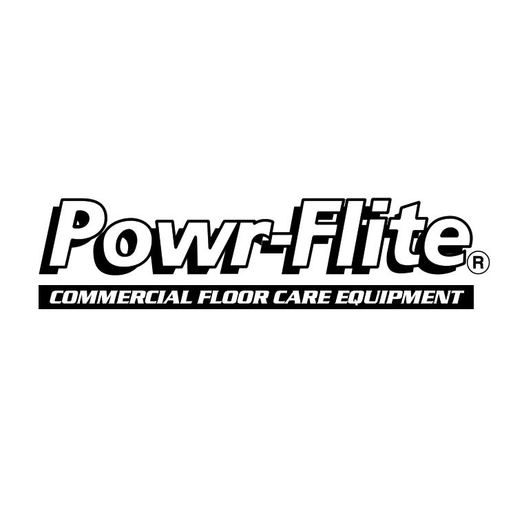 free vector Powr flite