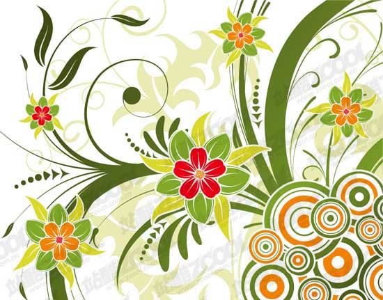 free vector Practical fashion pattern vector