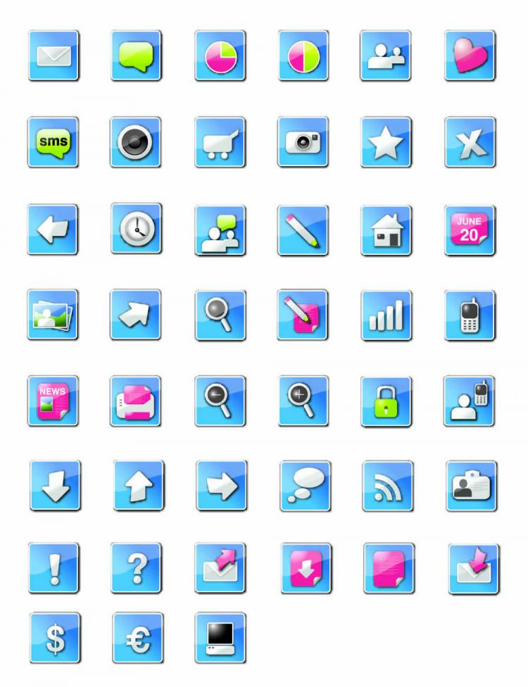 free vector Practical fine page icon 02 vector