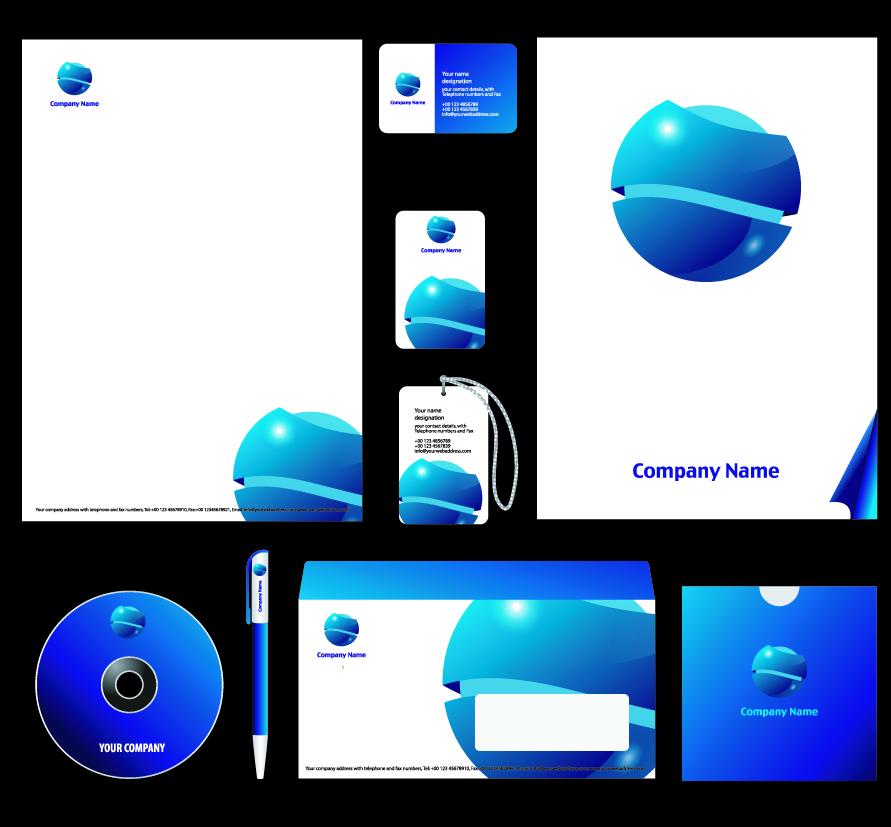 free vector Practical vector vi commercial enterprises