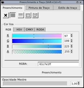 free vector Preenchimento Inkscape clip art