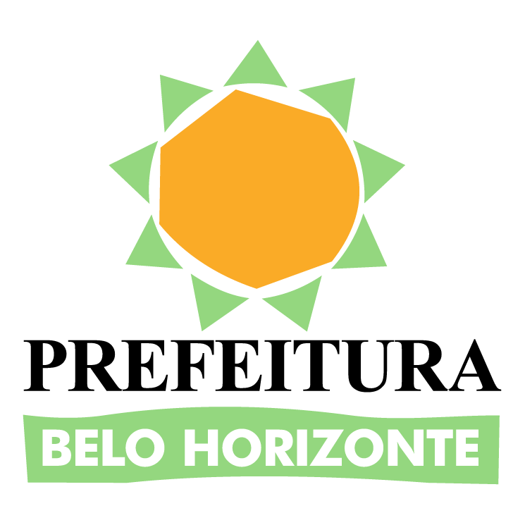 free vector Prefeitura de belo horizonte