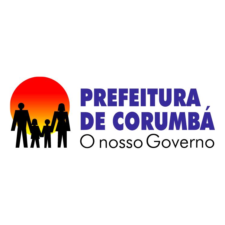 free vector Prefeitura de corumba