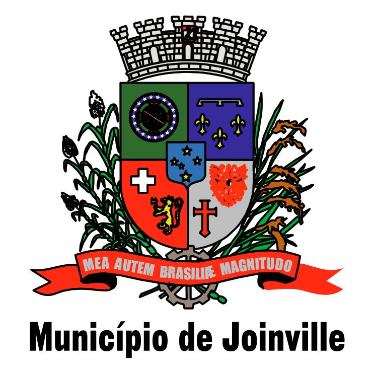 free vector Prefeitura municipal de joinville