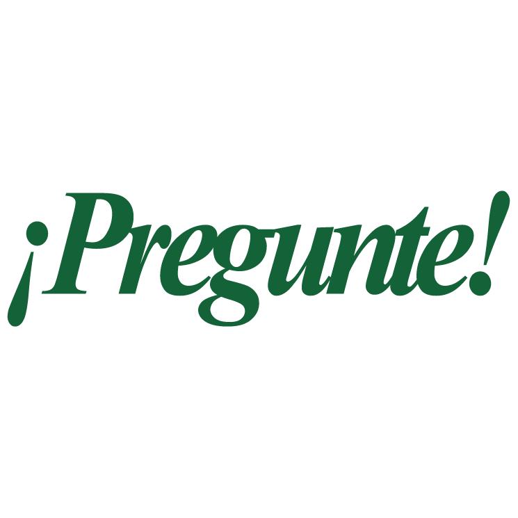 free vector Pregunte