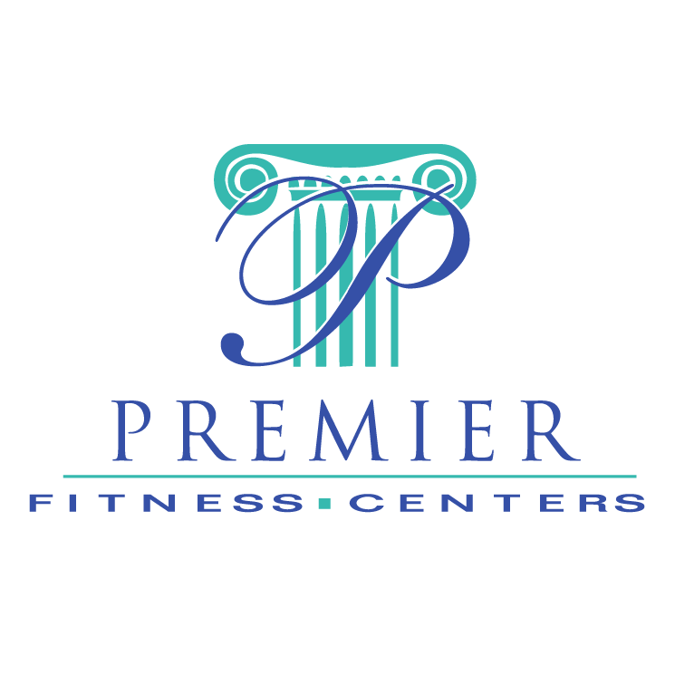 free vector Premier fitness centers
