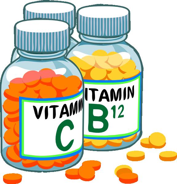 free vector Prescription Medicine clip art