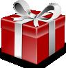 free vector Present clip art