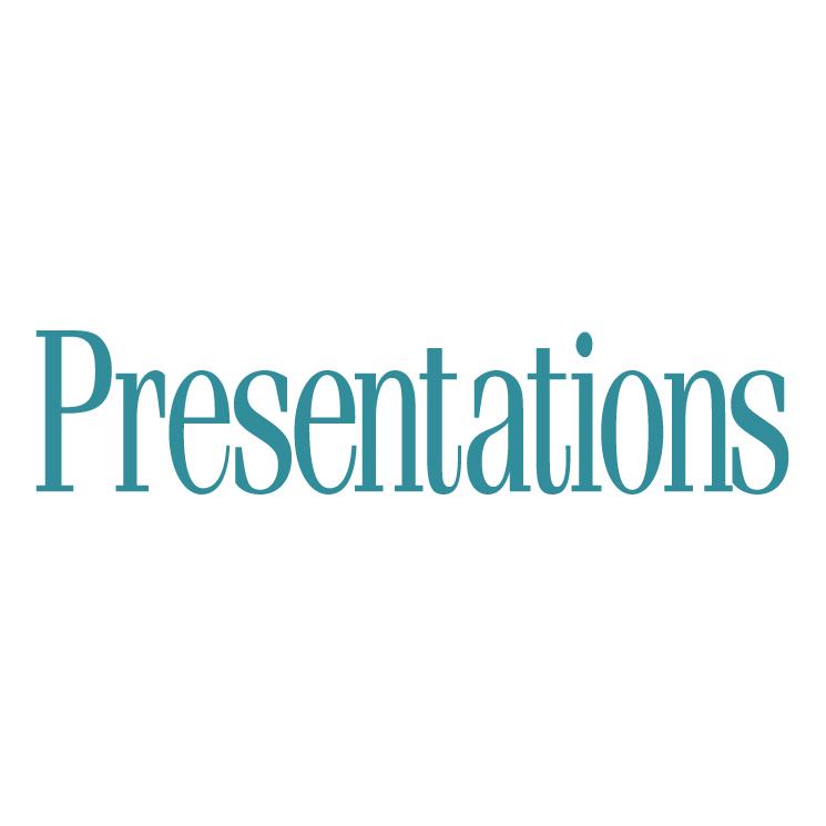 free vector Presentations