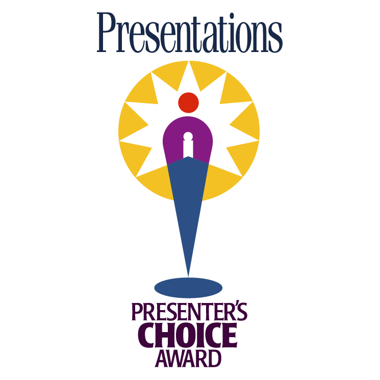 free vector Presenters choice award