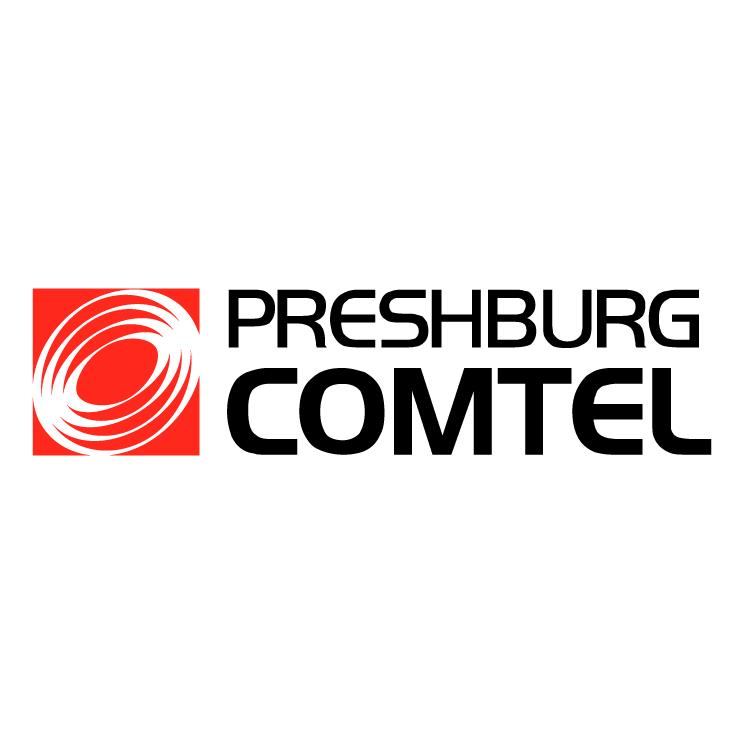 free vector Preshburg comtel