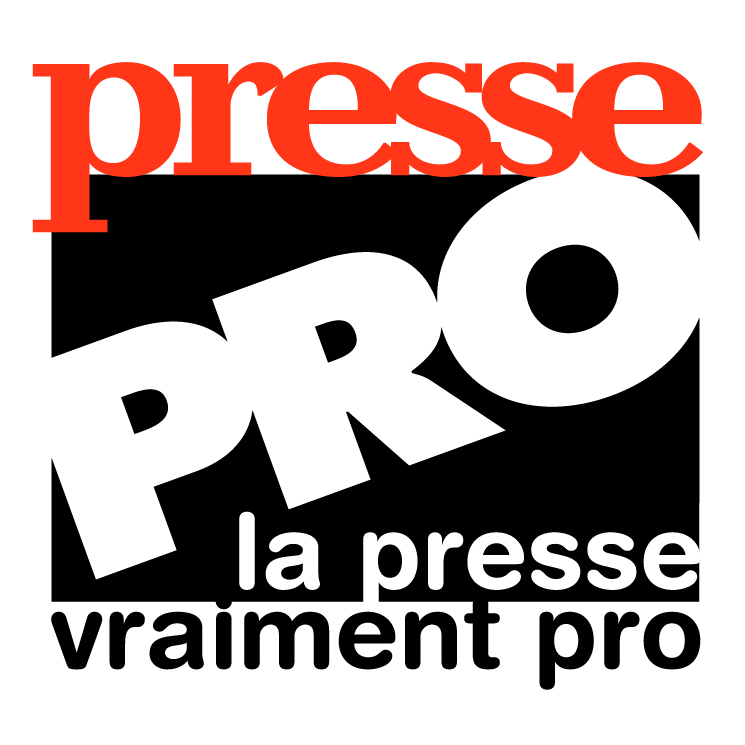 free vector Presse pro