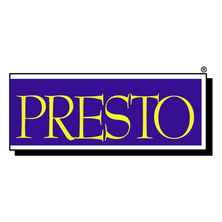free vector Presto 2
