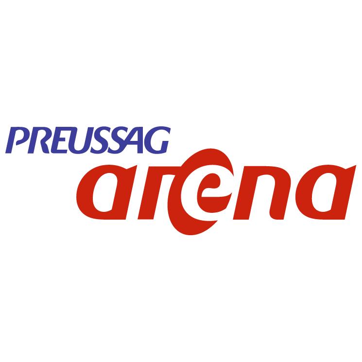free vector Preussag arena