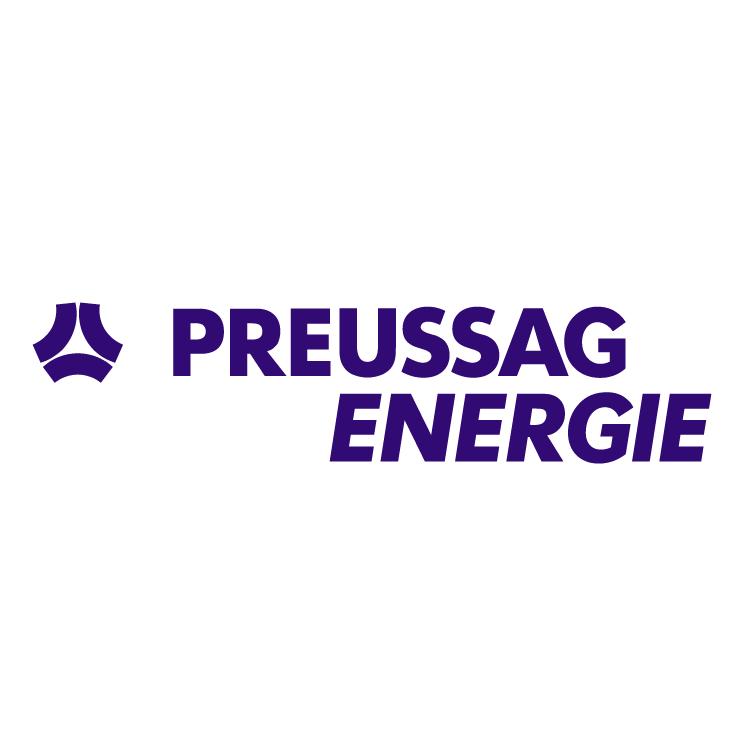 free vector Preussag energie