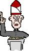 free vector Priest  clip art