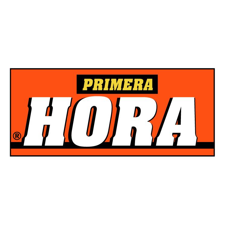 free vector Primera hora 0