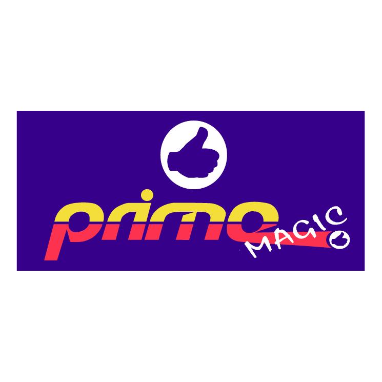 free vector Primo magic international 2