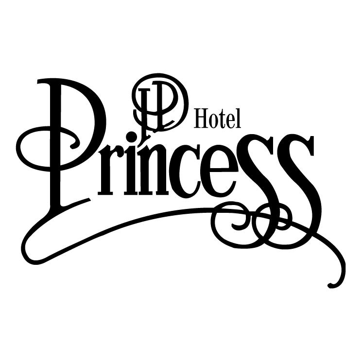 free vector Princess hotel