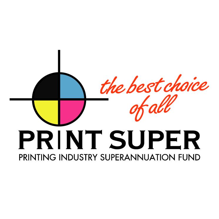 free vector Print super