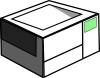 free vector Printer clip art