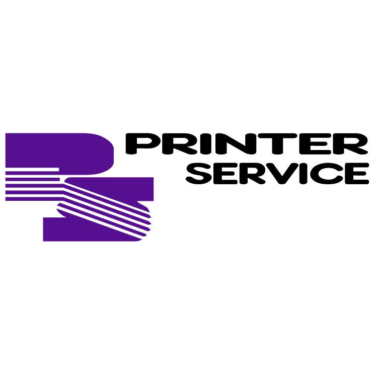 free vector Printer service