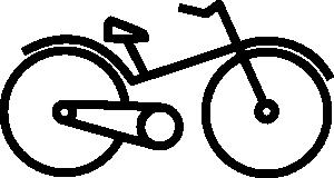 free vector Printerkiller Bicycle clip art