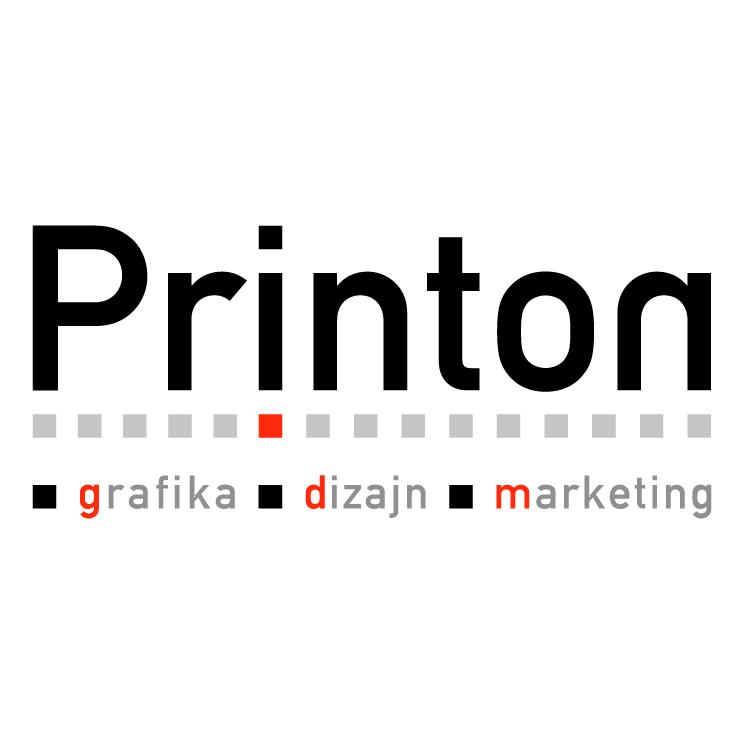 free vector Printon