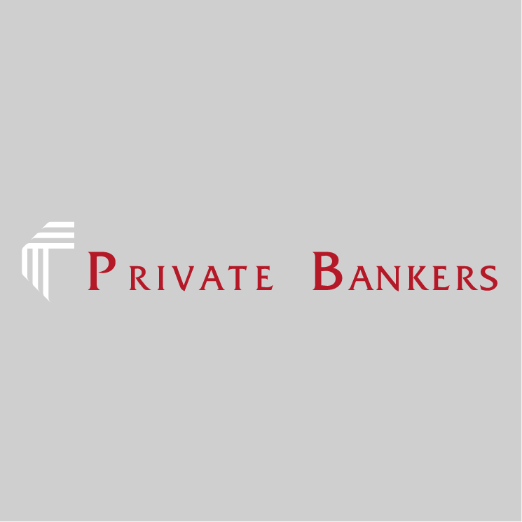 free vector Private bankers