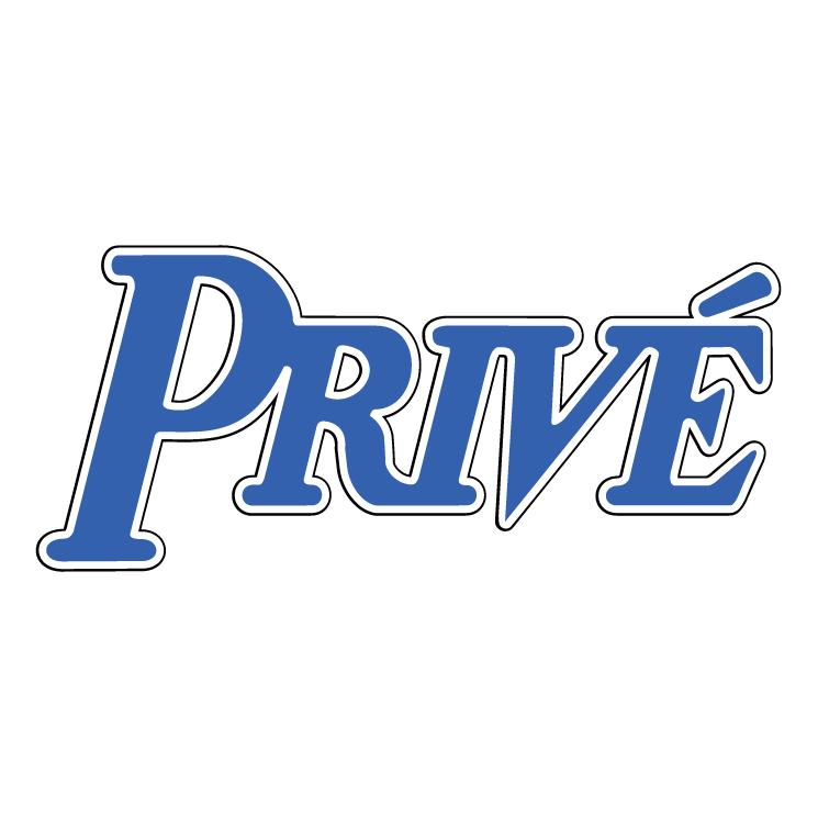 free vector Prive