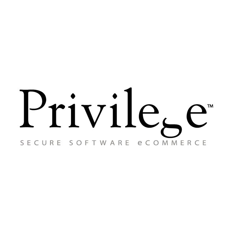 free vector Privilege 0