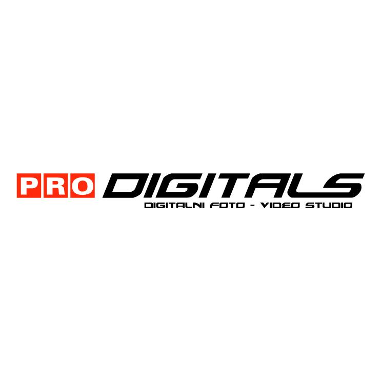 free vector Pro digitals